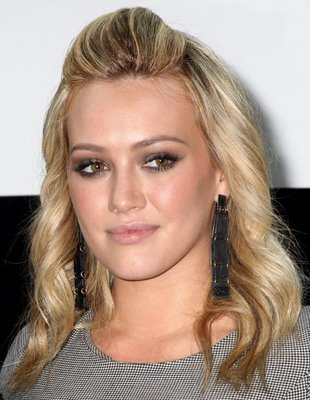 Hilary duff haircut 2018