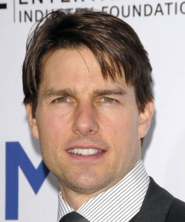 Tom Cruise Hairstyle Gallery - Hairstyle Ideas for Men