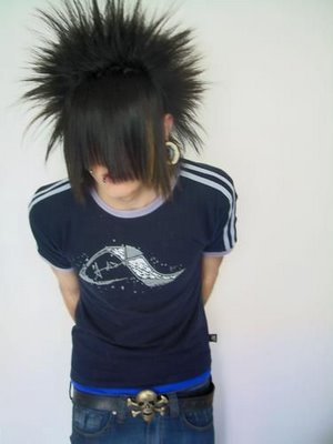 emo haircut and hair styles for emo boys fashion celebrity