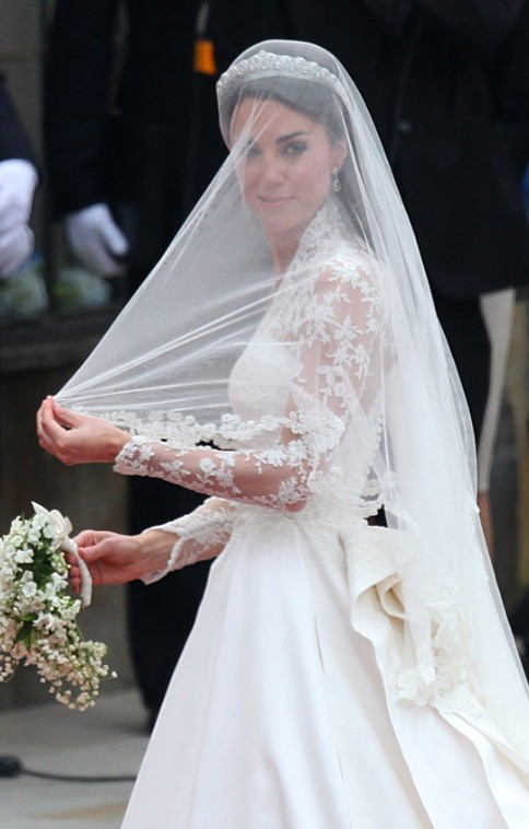 Kate Middleton Wedding Hairstyle Best Bride