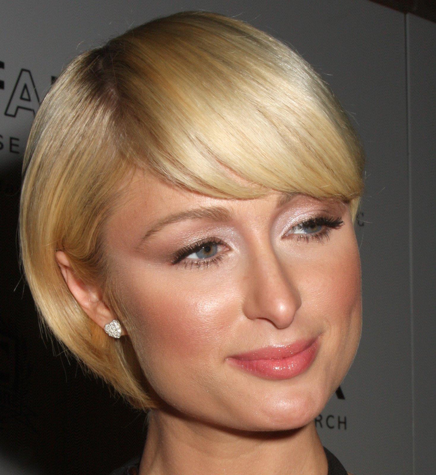 Paris Hilton Best Bob Haircuts     2011 Bob Hairstyle Ideas For Girls