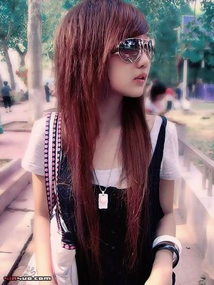 Emo Hairstyles Fashion Celebrity