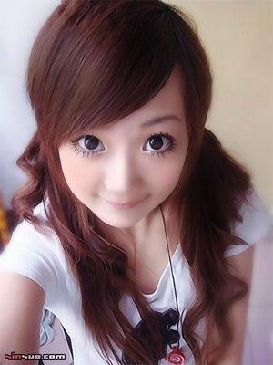 emo asian girls