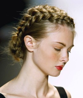 Braided Hairstyle Ideas - Braided Hairstyle Trends