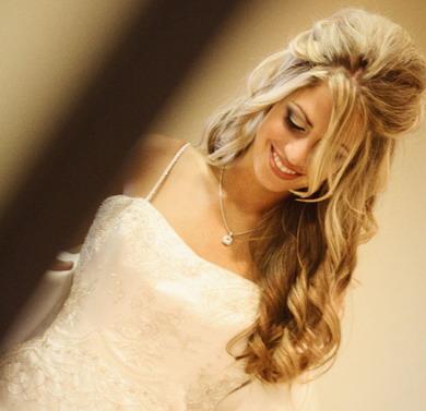 Hair style dresses