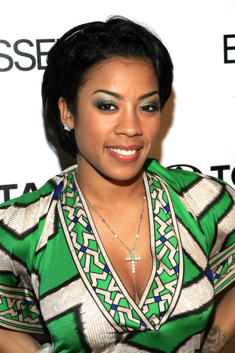 30 Sensational Keyshia Cole Hairstyles Creativefan