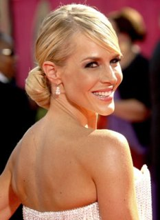 Celebrity Julie Benz Formal Hairstyle