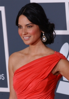 Olivia Munn Formal Hairstyle - Prom hair ideas for Girls